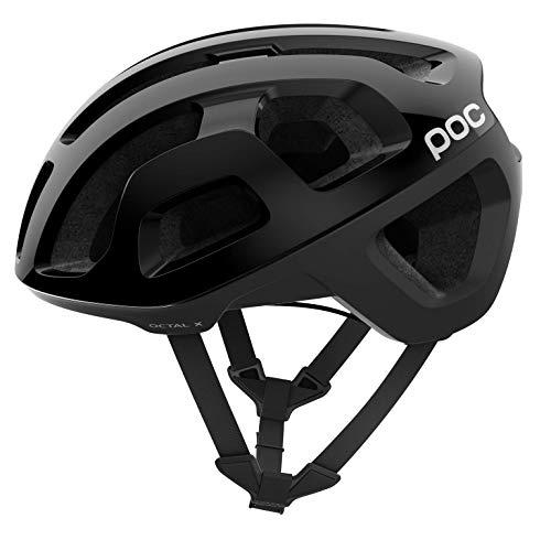 POC Octal X, Unisex Adulto, Nero (Carbon Black), L