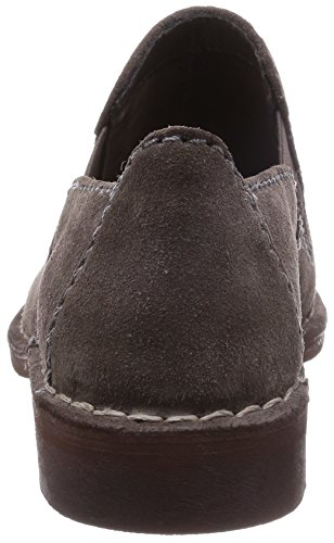 Clarks Cabaret City, Chaussons femme Beige (Taupe Suede)