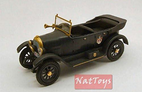 Rio RI4317 Fiat 501 S SAETTA SAETTA SAETTA Del RE 1915-18 1:43 MODELLINO Die CAST Model 2f1325