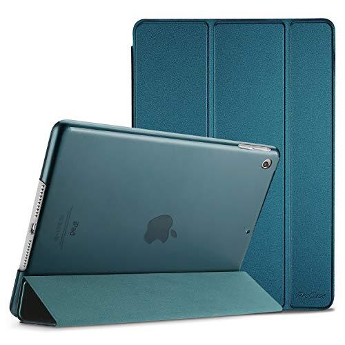 ProCase iPad Mini 1 Hülle, iPad Mini 2 Hülle, iPad Mini 3 Hülle - Ultra Slim Leichter Standcase mit Translucent Frosted Back Smart Cover für 7.9
