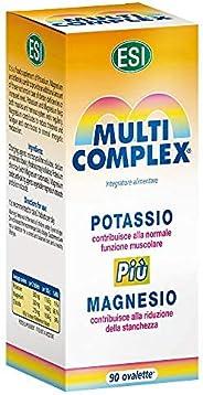 Esi Multicomplex Potassio+Magnesio - 90 Ovalette