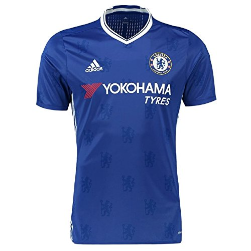 adidas Boys' Chelsea Fc 2016 Home Jersey