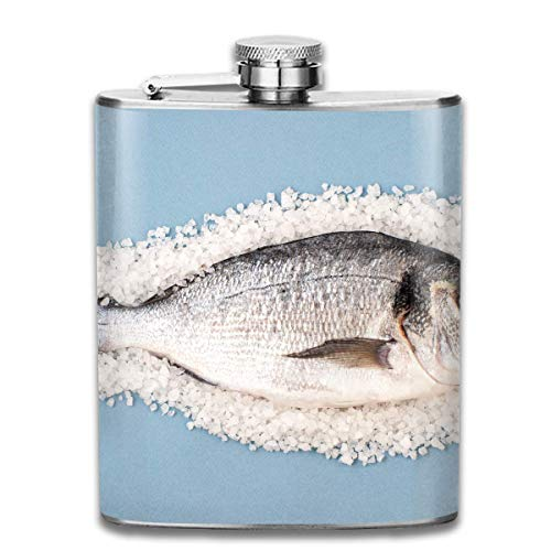 Travel Flask Frascos Acero Inoxidable 7 Oz Dorado
