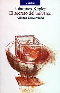 El secreto del universo (Alianza Universidad (Au)) por Johannes Kepler