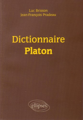 Dictionnaire Platon