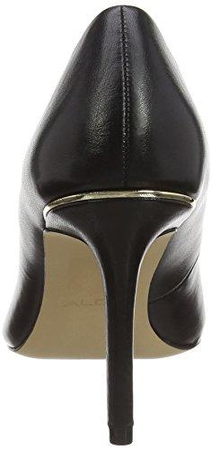 Aldo Keria, Escarpins femme Noir - Black (Black Leather / 97)