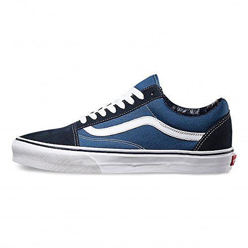 Vans Old Skool Classic Suede/Canvas, Baskets Basses Mixte Adulte