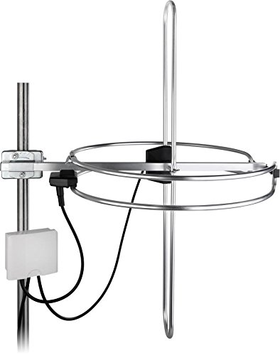 Maximum FM/DAB Outdoor Antenne Silber Antennen-combiner