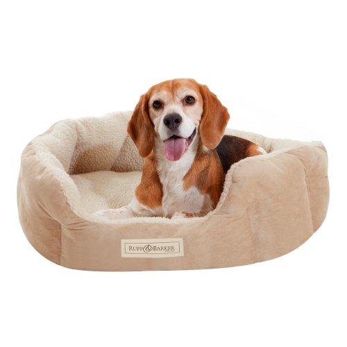 Ruff-Barker-Oval-Dog-Bed-NATURAL-Dog-Nest-MEDIUM-Dog-Beds-75cm-x-65cm-x-20cm