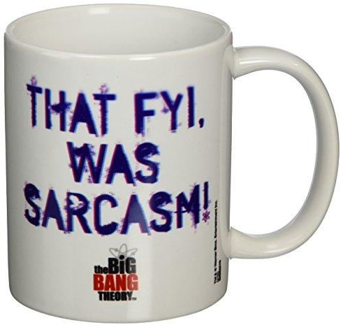 Big Bang Theory (That Fyi, Was Sarcasm)