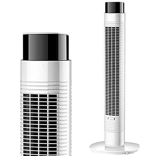 XB-DFSTS Tower-Lüfter, Tower-Lüfter, elektrischer Slim-Lüfter, 3 Lüfter-Modi for Zuhause und elektrischer Slim-Lüfter for Zuhause und Büro, weiß (Slim-tower-gehäuse)