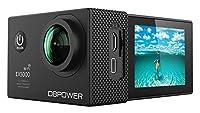 DBPOWER EX5000 Action Camera dalle massime prestazioni e qualità, prestazioni al top paragonabili se non superiori alla più costosa GoPro. Perchè quindi non acquistare DBPOWER EX5000 Action Camera, più economica più performante, condiv...