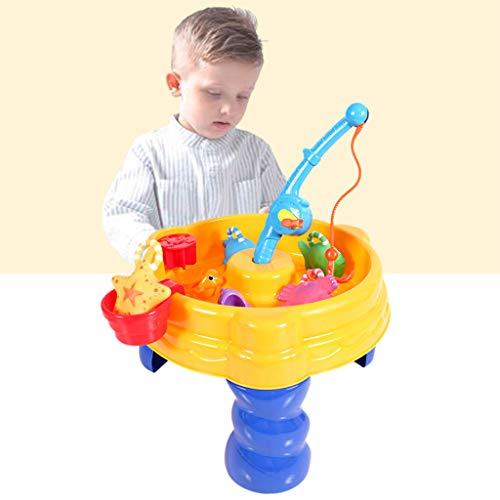 Mitlfuny Kinder Erwachsene Entwicklung Lernspielzeug Bildung Spielzeug Gute Geschenke,Sand & Wasser Tisch Gießkanne & Spaten Kinder Outdoor Garten Sandkasten Spielzeug ()