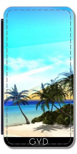 Etui à Rabat pour Samsung Galaxy S9 Plus (SM-G965) - Belle île by nicky2342