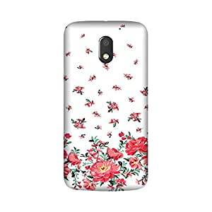 Yashas High Quality Designer Printed Case & Cover for Moto E3 (3rd Gen) (Art Pattern)