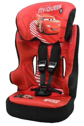 Preisvergleich Produktbild Osann Kinderautositz Racer SP Disney Cars Lightning McQueen rot, 9 bis 36 kg, ECE Gruppe 1 / 2 / 3, von ca. 9 Monate bis 12 Jahre, mitwachsende Kopfstütze