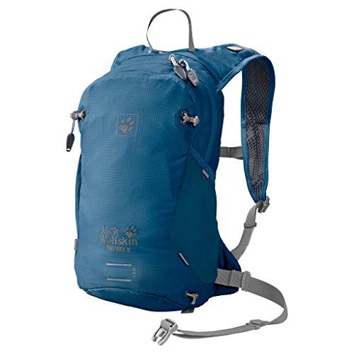 Jack Wolfskin Ham Rock 12 Outdoor Wander Rucksack, Glacier Blue, 46x29x12 cm Preisvergleich