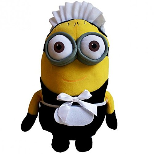 Minion Maid Plush - Despicable Me - 30cm 12""