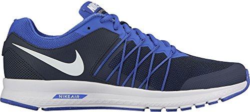 Nike Herren Air Relentless 6 Laufschuhe Obsidian/White/Paramount Blue