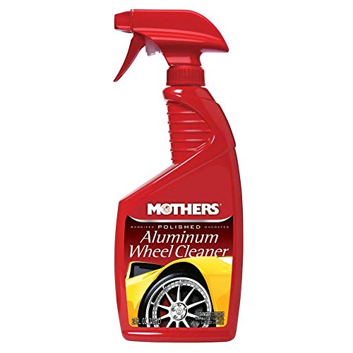 Mothers Polished Aluminum Wheel CLEARNER 24 OZ