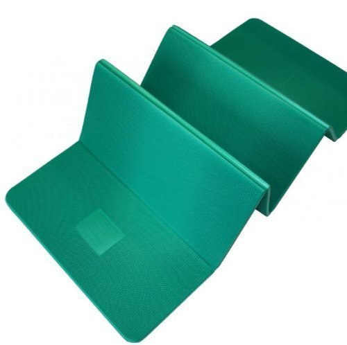 Gymnastikmatte bebofit Supreme (bellafit) grün / Testsieger