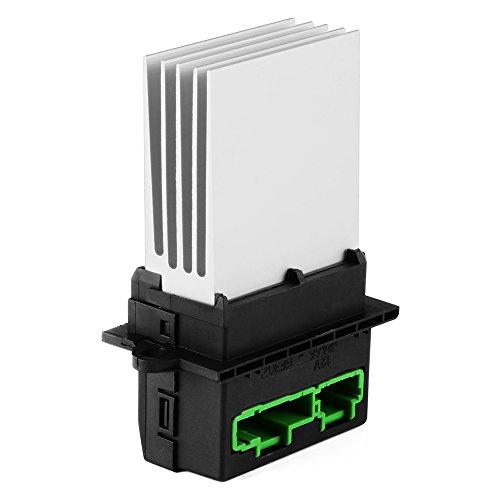 XCSOURCE® Calentador Motor Resistencia del soplador Aire acondicionado Ventilador Resistencia de velocidad...
