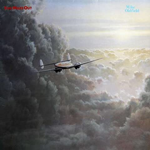 Mike Oldfield - Five Miles Out - Virgin - 204