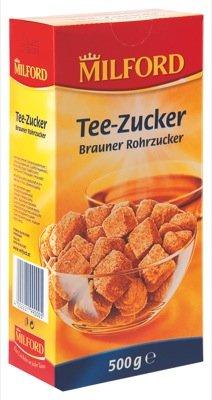Milford Tee Zucker Brauner Rohrz. 500g