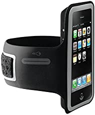 Renyke Mobi-Case Adjustable Ultra Light Weight Armband Anti-Slip Mobile Holder for All Android, iPhone and Ipad