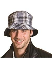 New Season for 2012 Mens REVERSIBLE Ripstop Cotton Fishermans Bucket Cotton Bush Hat