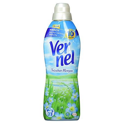 Vernel Frischer Morgen, 1er Pack (1 x 33 Waschladungen) - Morgen Wäsche Duft