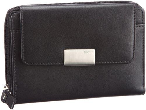 Maitre RV 4060001021 Damen Geldbörsen 14x10x1 cm (B x H x T) Schwarz (Black 900)