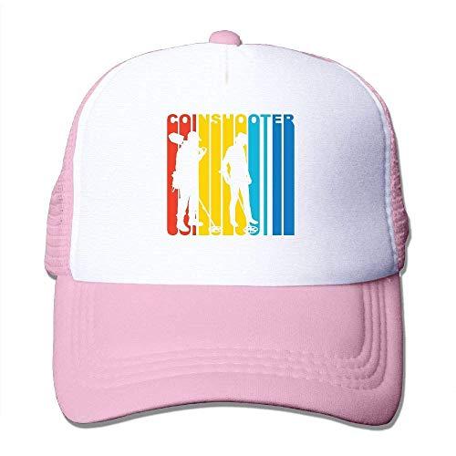 Voxpkrs 70er Jahre Stil Retro Coinshter Männer Frauen Justierbare Baseballmützen Sport Tag Hut Waschen Flache Kappe Q8S3S581 (Für Frauen 70er-jahre-stil)