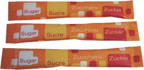 Zuckersticks 1000 Stück 4g
