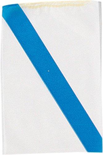 Verbetena - Bandera plástico Galicia 20x30 cm, bolsa 5x10 metros (011200067)