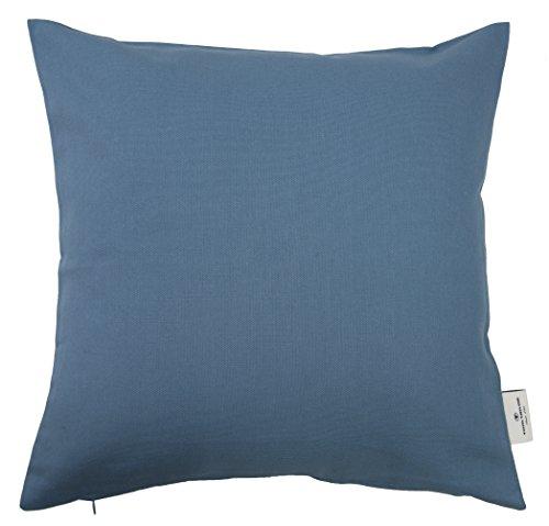 Kissenhülle T-Dove Farbe: Jeans, Größe: 60 cm H x 60 cm B