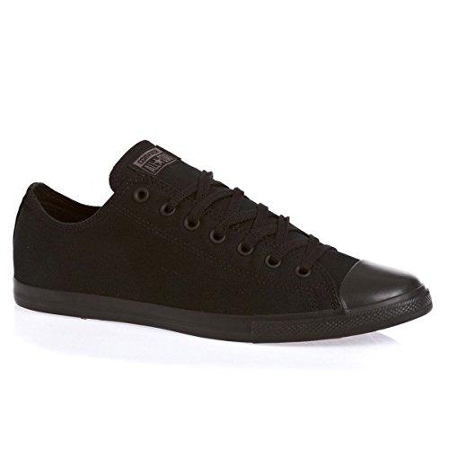 Converse Ctas, Sneakers Basses Mixte Adulte Black Black