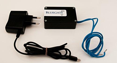 Bluegate Pro Garagentoröffner für Apple & Android S-GT Hybrid Funk-Empfangs-Modul und kostenlose App (S-GT) -