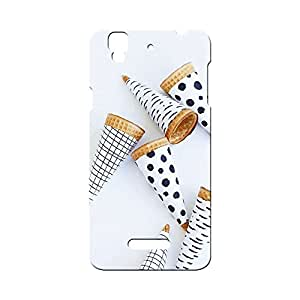 BLUEDIO Designer Printed Back case cover for Micromax Yu Yureka - G7892