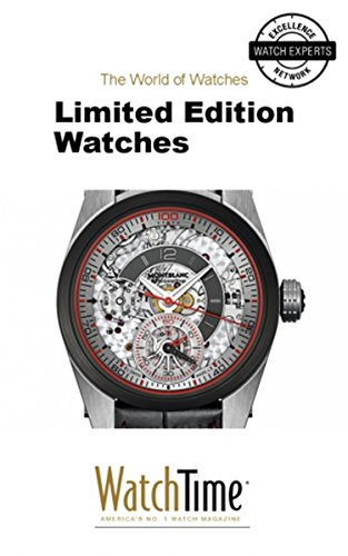 limited-edition-watches-guidebook-for-luxury-watches-english-edition