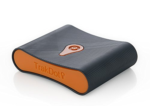 GlobaTrac Trakdot Luggage Tracking-System Tiefe Finder-bewertungen