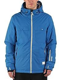 Zerro Snow Jacket, otoño/invierno, hombre, color azul - azul, tamaño M