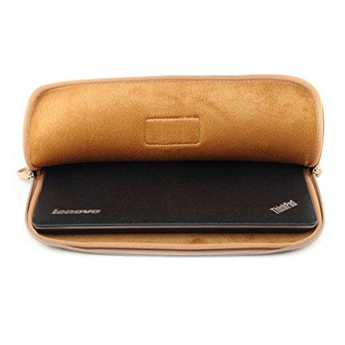 Baymate Unisex Borsa per tablet e portatile da 13 14 15,6 Custodia Protettiva 14 Pollice Con Manico