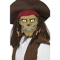 SMIFFYS Maschera Zombie Pirata