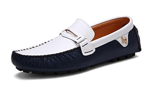 TDA ,  Herren Sneaker Low-Tops weiß / blau