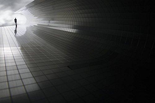 """Kunstdruck / Poster: Himan Airomloo Tehrani """"Reborn"""" - hochwertiger Druck, Bild, Kunstposter, 90x60 cm"""