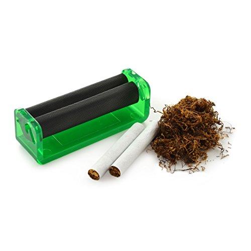 Ganzoo - Torno Cigarrillos Tabaco Giratorio, Rodillo