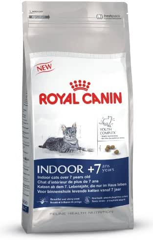 Royal Canin : Croquettes Feline Health Indoor + 7: 1,5kg
