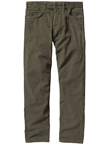 PATAGONIA MEN'S STRAIGHT FIT CORDS - REGULAR 55930 INDGPATAGONIA MEN'S STRAIGHT FIT CORDS - REGULAR 55930 INDG 55930