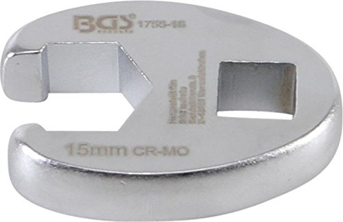 Bgs Renoncules Clé de 10 mm, 3/8 \